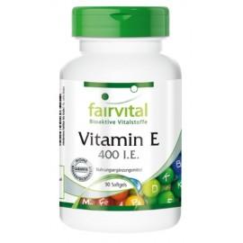 Vitamin E 400 I.E. 90 Softgels