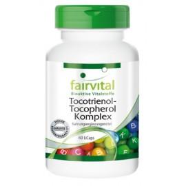 Tocotrienol-Tocopherol Komplex - 60 Licaps®