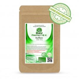 Koffein Pulver 250g rein und ohne Zusatzstoffe von Bio Protect