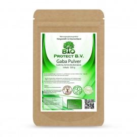 Gaba Pulver 500g - Gamma Amino-Buttersäure 100% ohne Zusätze oder Trennmittel