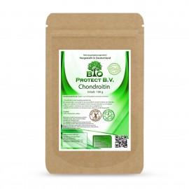 Chondroitin Pulver 100 g - 100% ohne Zusatzstoffe - Chondroitinsulfat in Premiumqualität von Bio Protect BV