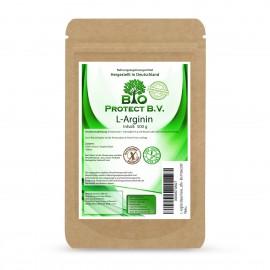L- Arginin Base Pulver 1/2 Kilo (500 Gramm) ohne Zusatzstoffe - Bio Protect BV
