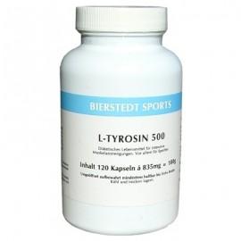 L-Tyrosin 500 mg 120 Kapseln