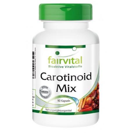 Carotinoid Mix mit Anthocyanen