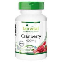 Cranberry 400mg - 90 Kapseln