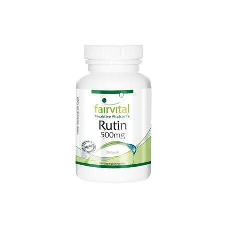 Rutin 500mg - Vitamin P